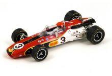 "Spark Model 43IN68 Rislone Eagle Mk4 #3 ""Bobby Unser"" Winner Indy 500 1968"