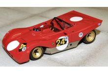 Marsh Models LE32 Ferrari 312PB #24 'Ignazio Giunti - Arturo Merzario' Buenos Aires 1971
