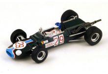 Spark Model S1596 Matra MS5 #29 'Jacky Ickx' German Grand Prix 1967