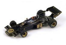 Spark Model S2149 Lotus 72D #2 'Emerson Fittipaldi' Winner Grand Prix of Argentina 1973