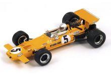 Spark Model S3120 McLaren M7A #5 'Denny Hulme' winner Mexican Grand Prix 1969