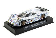 Slot.It SICA23d Porsche 911 GT1 #25 'Jorg Muller - Uwe Alzen - Bob Wollek' 2nd pl Le Mans 1998