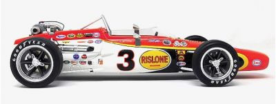 Replicarz R18029 Rislone Eagle #3 'Bobby Unser' winner Indy 500 1968
