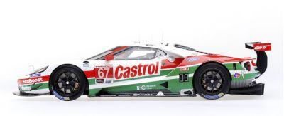 Top Speed TS0228 Ford GT GTLM #67 Ford Chip Ganassi Team USA 'Ryan Briscoe - Scott Dixon - Richard Westbrook' 13th pl 24hrs of Daytona 2019