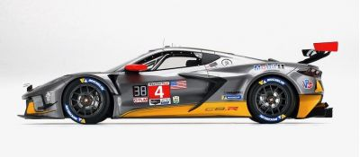 Top Speed TS0320 Chevrolet Corvette C8.R #4 'Marcel Fässler - Oliver Gavin - Tommy Milner' 36th pl IMSA 24 Hours of Daytona 2020