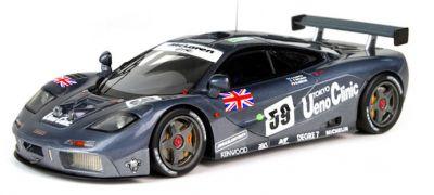 TrueScale Miniatures TSM114356 McLaren F1 GTR #59 'JJ Lehto - Yannick Dalmas - Masanori Sekiya' winner Le Mans 1995