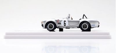 TSM-Models TSM430353 Shelby Cobra 427 #6 'Bob Grossman - Ed Lowther' cl winner, 10th oa 12 hrs of Sebring 1966