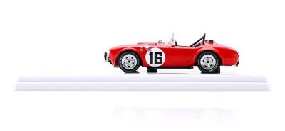 TSM-Models TSM430523 Shelby Cobra 289 CSX2002 #16 'Ken Miles' 12 hrs of Sebring 1963