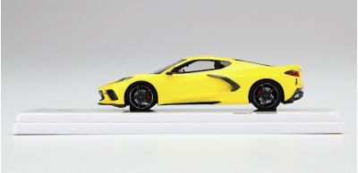 TSM-Models TSM430496 Chevrolet Corvette Stingray (Accelerate Yellow Metallic)