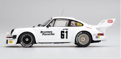 Top Speed TS0300 Porsche 934/5 #61 Brumos Racing 'Jim Busby - Peter Gregg' 3rd pl 12 hrs of Sebring 1977
