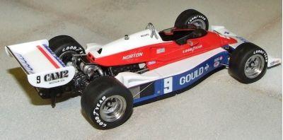 Formula Models FM21 Penske PC6 Gould Charge #9 'Rick Mears' Winner Indianapolis 1979