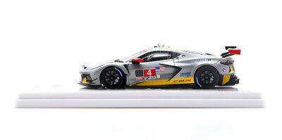 TSM Models TSM430513 Chevrolet Corvette C8.R #4 Corvette Racing 'Oliver Gavin - Tommy Milner - Marcel Fassler' 24hrs of Daytona 2020