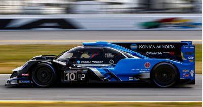 Spark Model 43DA21 Acura DPi ARX-05 #10 Wayne Taylor Racing 'Filipe Albuquerque - Helio Castroneves - Alexander Rossi - Ricky Taylor' winner 24hrs of Daytona 2021