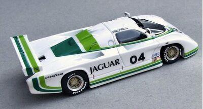 Marsh Models MM310B04 Jaguar XJR-5 #04 'Brian Redman - Hurley Haywood' 1st pl Road Atlanta 1985