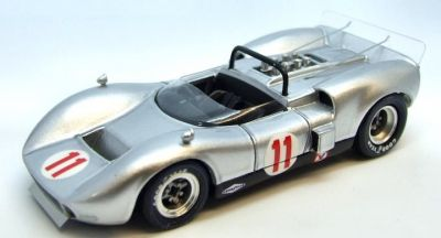 Marsh Models MM292B11 McLaren M1B 'Lothar Motschenbacher' 2nd pl Pepsi St Jovite Can-Am 1966