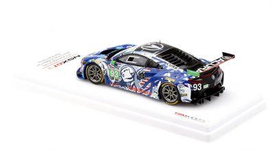 "TSM-Model TSM430385 Acura NSX GT3 #93 Michael Shank Racing ""Statue of Liberty"" 'Andy Lally - Katherine Legge' Class Winner IMSA Championship Watkins Glen 2017"