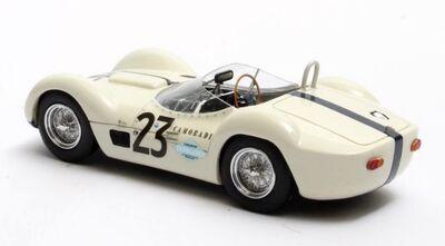 Matrix MXR41311-023 Maserati Tipo 61 Birdcage #23 'Stirling Moss - Dan Gurney' 12hrs of Sebring 1960