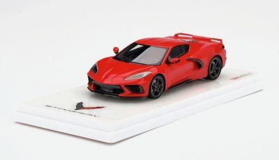 TSM-Models TSM430494 Chevrolet Corvette Stingray (Torch Red)
