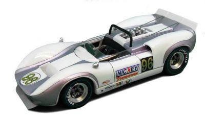 Marsh Models MM293B96 McLaren M1B #96 'Lothar Motschenbacher' Bridgehampton 1966
