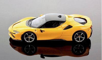 LookSmart Models LS504B Ferrari SF 90 Street