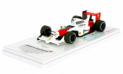 TSM-Models TSM154336 McLaren-Honda MP4/5 #1 'Ayrton Senna' winner German Grand Prix 1989