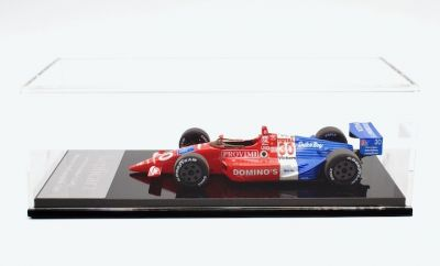 Replicarz R43041 Lola/Chevrolet T90-01 Chevrolet #30 Domino's Pizza 'Arie Luyendyk' Winner Indianapolis 500 1990