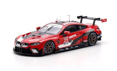 TSM Model TSM430527 BMW M8 GTE #25 BMW Team RLL 'Connor De Phillippi - Bruno Spengler' 11th pl IMSA 240 at Daytona 2020