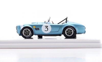 TSM-Models TSM430349 Shelby Cobra #3 'Bob Bondurant' Grand Prix de Spa 500km Class Winner 1964