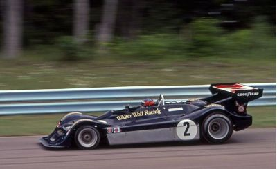 Marsh Models MM305B2V Wolf Dallara WD1 #2 'Gilles Villeneuve' Can-Am Watkins Glen 1977