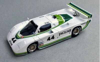 Marsh Models MM310B44 Jaguar XJR-5 #44 'Bob Tullius - Chip Adams 2nd pl Road Atlanta 500km 1985