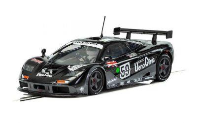Scalextric C3965A McLaren F1 GTR #59 'JJ Lehto - Yannick Dalmas - Masanori Sekiya' winner Le Mans 1995