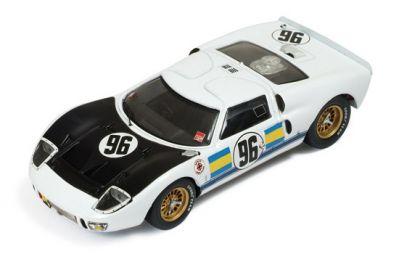 IXO Models GTM074 Ford GT MkII #96 'Bruce McLaren - Chris Amon' 5th pl 24hr of Daytona 1966