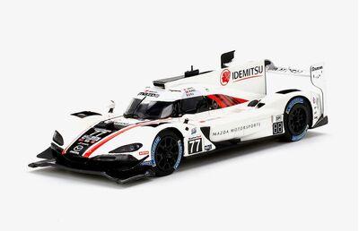 TSM Model TSM430519 Mazda RT-24P Dpi#77Mazda Team Joest 'Oliver Jarvis - Tristan Nunez - Olivier Pla' IMSA 2nd pl 24hrs of Daytona 2020