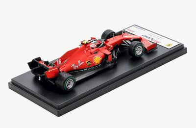 LookSmart Models LSF1034 Scuderia Ferrari SF1000 #16 Scuderia Ferrari 'Charles Leclerc' 4th pl Turkish Grand Prix 2020