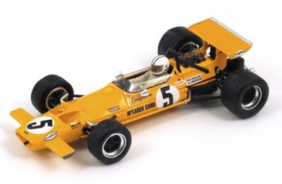 Spark Model S3120 McLaren M7A #5 'Denny Hulme' winner Mexican Grand Prix 1969