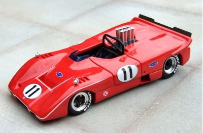 Marsh Models MM285B11 McLaren M12 #11 'John Surtees' 3rd pl Can-Am Mosport 1969