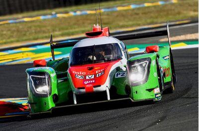 Spark Model S8257 Ligier JS P217 - Gibson #74 Racing Team India Eurasia 'James Winslow - John Corbett - Tom Cloet' Le Mans 2021