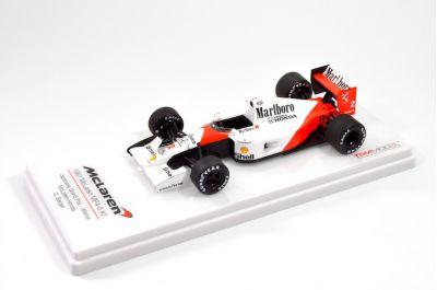 TrueScale Miniatures/TSM-Models TSM144333 McLaren MP4/6 #2 'Gerhard Berger' Winner Japanese GP 1991