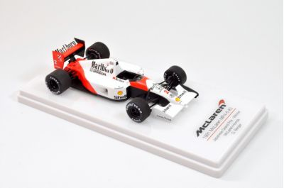 TrueScale Miniatures/TSM-Models TSM144333 McLaren MP4/6 Marlboro #2 'Gerhard Berger' Winner Japanese GP 1991