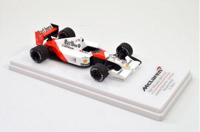 TSM-Models TSM144334 McLaren MP4/6 #1 'Ayrton Senna' 2nd pl Japanese Grand Prix & F1 World Champion 1991
