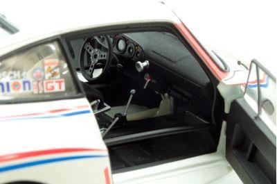 Exoto RLG18108 Porsche 935 Turbo #99 Brumos 'Rolf Stommelen - Peter Gregg - Toine Hezemans' winner 24 hrs of Daytona 1979