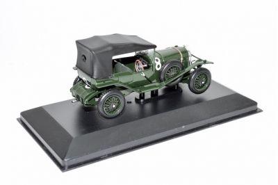 IXO Models LM1924 Bentley 3L #8 'Capt. John F. Duff - Frank Clement' 1st pl Le Mans 1924