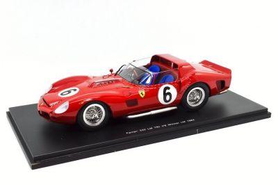 RedLine Models 24RL008 Ferrari 330TRi 'Olivier Gendebien - Phil Hill' winner Le Mans 1962