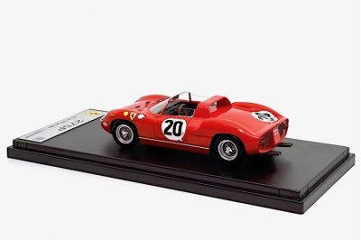LookSmart Models LSLM050 Ferrari 275 P #20 'Jean Guichet - Nino Vaccarella' winner Le Mans 1964