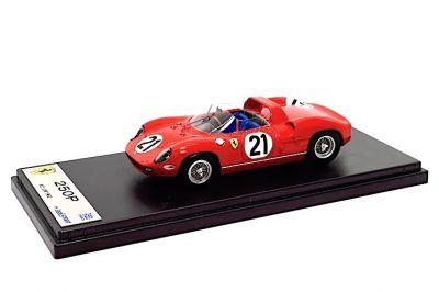 LookSmart Models LSLM063 Ferrari 250 P #21 'Ludovico Scarfiotti - Lorenzo Bandini' winner Le Mans 1963