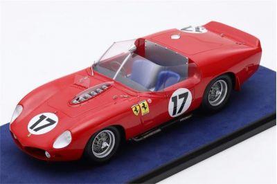 Looksmart Models LS18LM09 Ferrari 250 TRI/61 #17 N.A.R.T. 'Pedro Rodríguez - Ricardo Rodríguez' Le Mans 1961