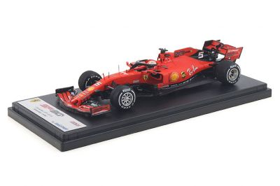 LookSmart Models LSF1021 Ferrari SF90 #5 'Sebastian Vettel' 2nd pl Canadian Grand Prix 2019