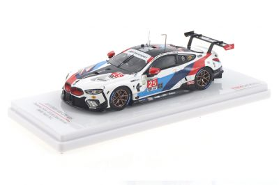 TSM-Models TSM430431 BMW M8 GTLM #25 BMW Team RLL 'Augusto Farfus - Connor De Phillippi - Phillipp Eng - Colton Herta' GTLM Class Winner 24 hrs of Daytona 2019
