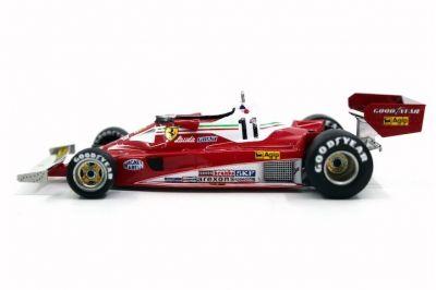 GP Replicas GP43-03A Ferrari 312 T2 #11 'Niki Lauda' F1 World Champion 1977