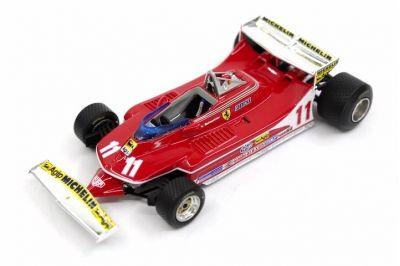 GP Replicas GP43-12A Ferrari 312 T4 #11 'Jody Scheckter' F1 World Champion 1979